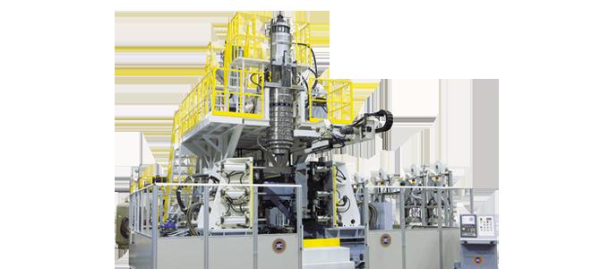 蓄积式塑胶中空成型机/多层中空成型机